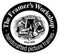 Our Workshop - image logo on https://theframersworkshop.com.au